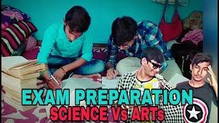 Exam Preparation Science Students Vs Arts Students || Had Hai Yar ||