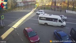 ДТП. Подборка аварий за Ноябрь 2018 #40