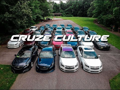 Cruze Culture East Coast 2019 Meet