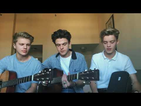 Cover Lagu Nervous - Shawn Mendes (Cover by New Hope Club) STAFABAND