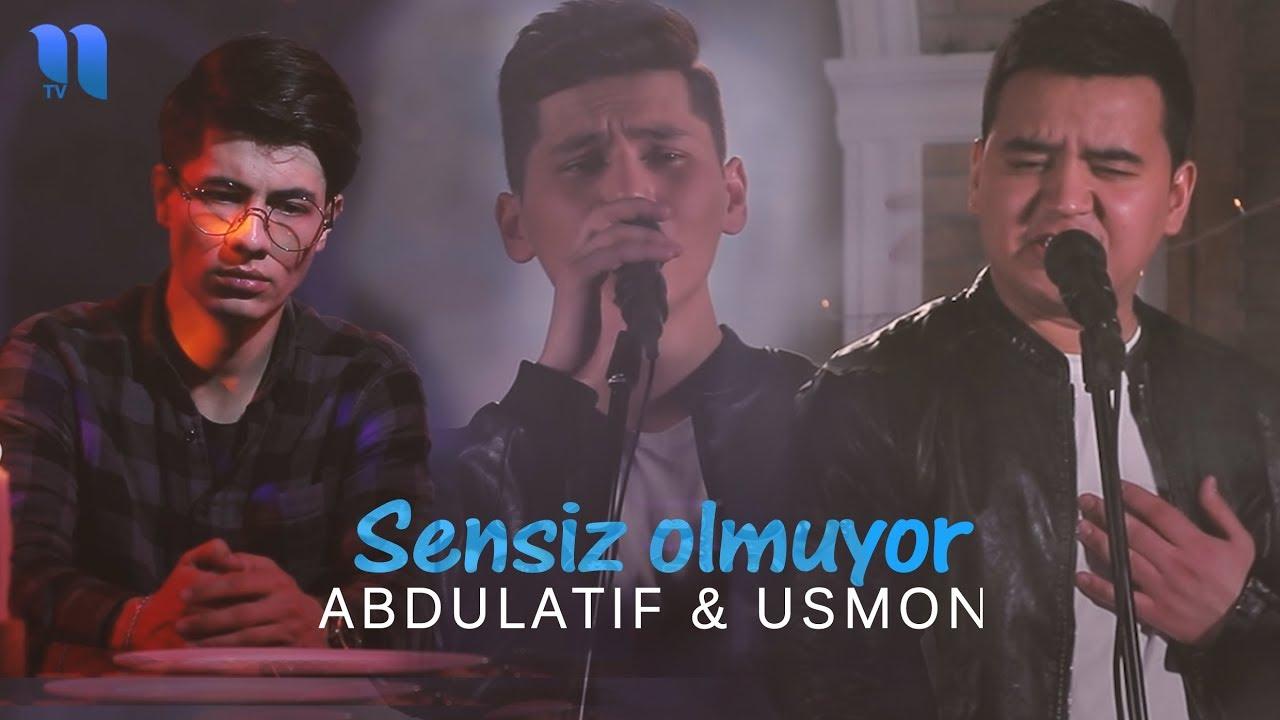 Abdulatif & Usmon - Sensiz olmuyor | Абдулатиф & Усмон - Сенсиз олмуёр