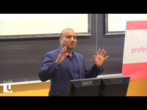 Manav Gupta, IBM | Commerce Students & Cloud Computing | York University