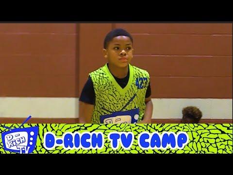 5th Grader Darius Acuff BALLS OUT In Akron! - 2017 D Rich ...
