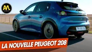 Salon de Genève : Coup de foudre pour la Peugeot 208