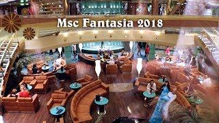 MSC FANTASIA 2018 TOUR