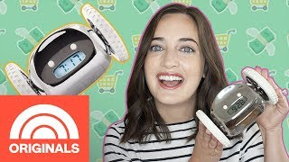 The Check Out: We Tried An Alarm Clock On Wheels! | TODAY