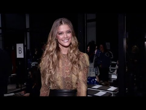 Nina Agdal, Molly Sims and more front row for the Zimmermann Fashion Show in New York City