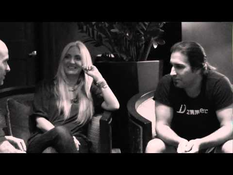 Video Interview with Something Unto Nothing drummer Brian Tichy and singer Sass Jordan (Part 2)