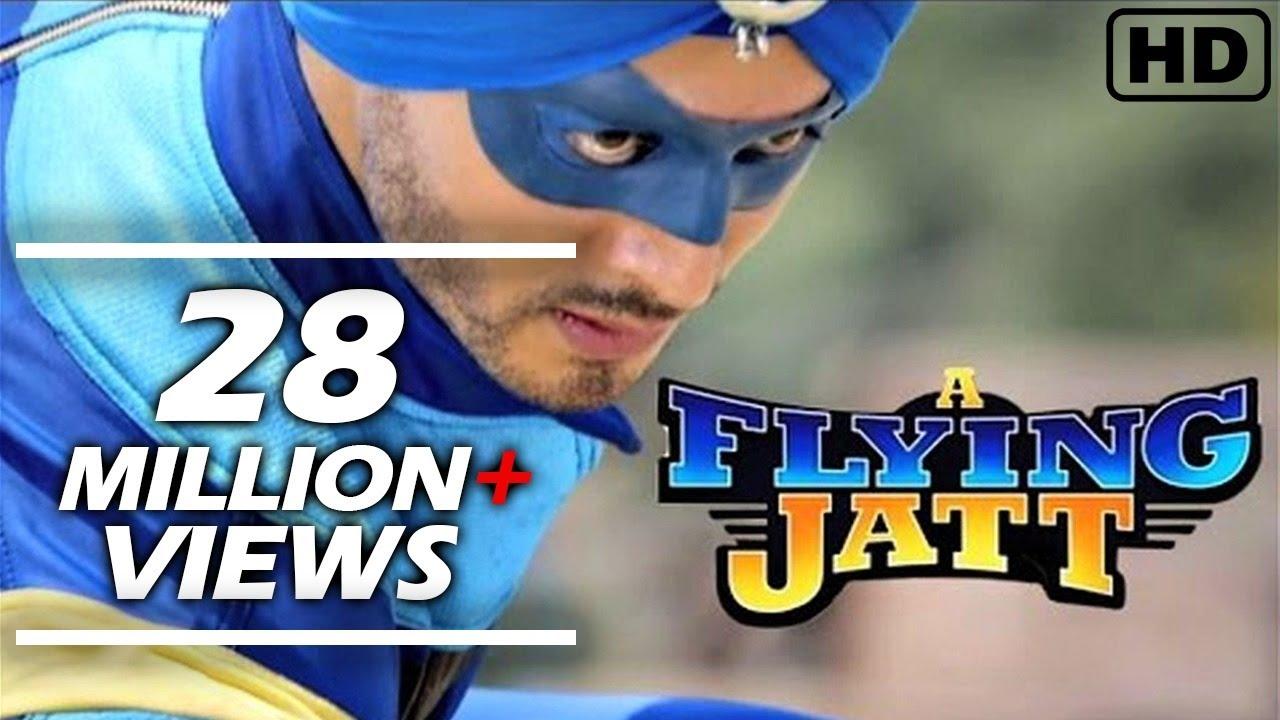 Download A Flying Jatt Hindi Movie  Promotion video - 2016 - Tiger Shroff - Full Promotion video