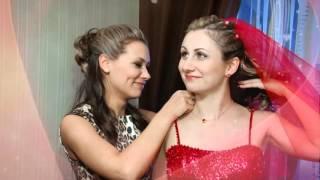 Интересное свадебное видео. Сборы невесты
