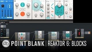 Reaktor 6: Introduction to Blocks