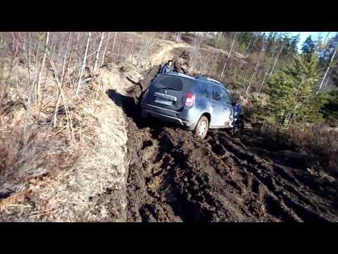 Renault Duster Блокировка решает