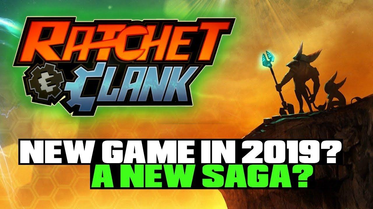New Ratchet And Clank 2019 New Ratchet and Clank Game In 2019?   YouTube