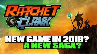 New Ratchet and Clank Game In 2019?