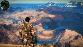 Just Cause 2 Ultra Settings 1920 x 1080