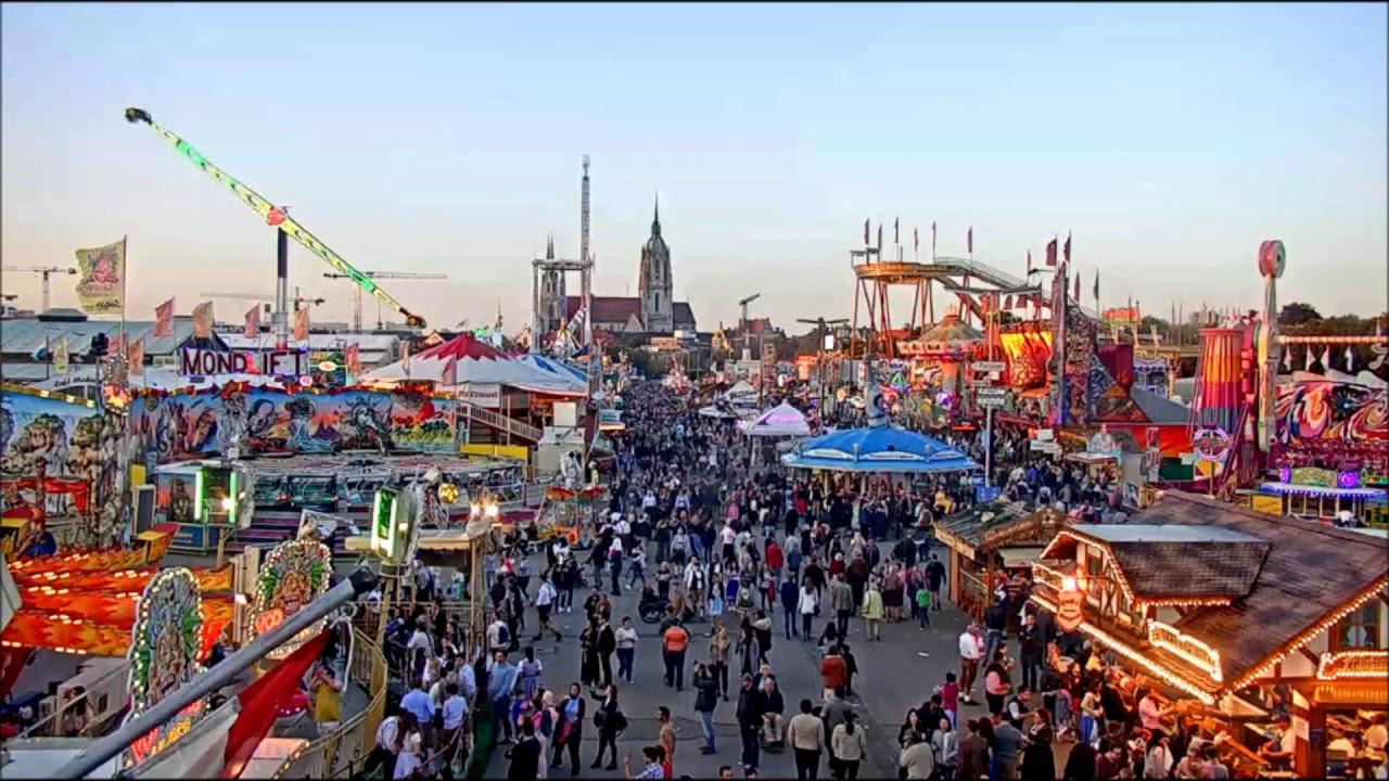 Webcam Oktoberfest München