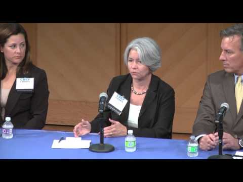 Commercial Real Estate Finance (CREF) Careers Forum: Panel 1