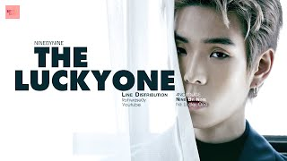 9x9 • The lucky one (ผู้โชคดี) Line Distribution