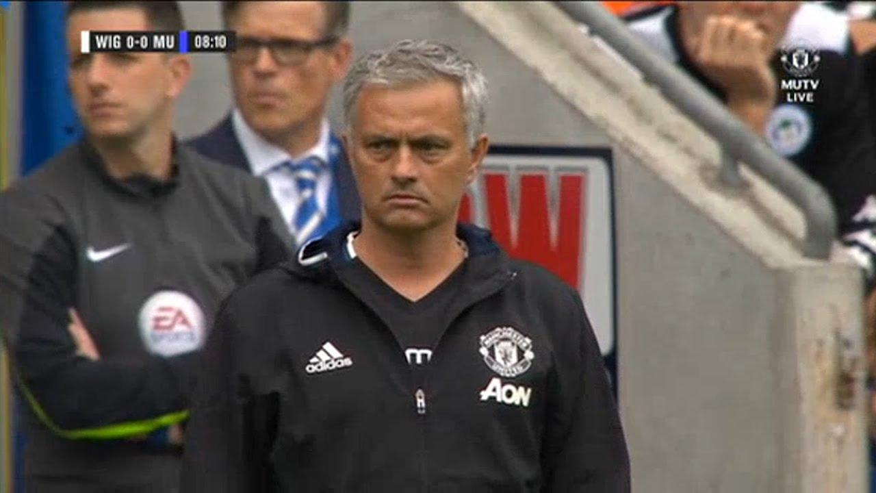 Wigan vs Man Utd Full highlight HD - YouTube