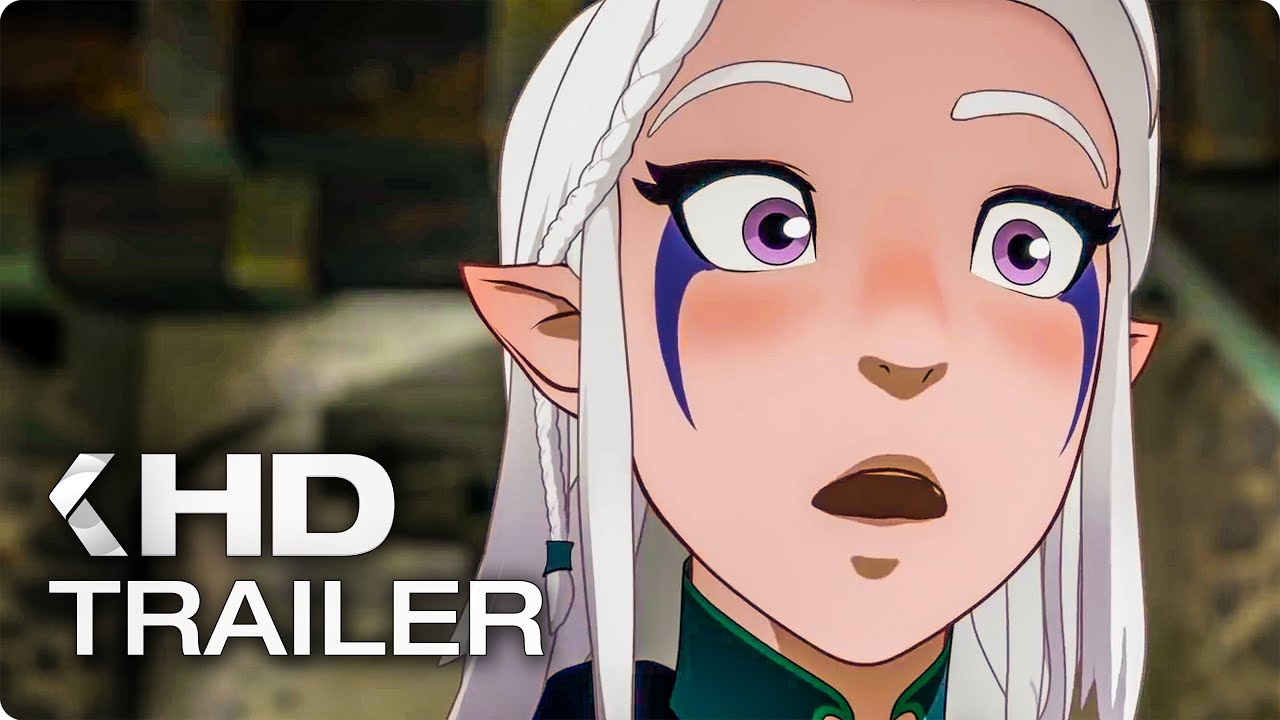 Download THE DRAGON PRINCE Trailer (2018) Netflix