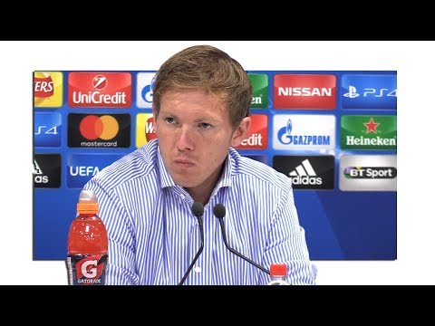 Liverpool 4-2 Hoffenheim (6-3) - Julian Nagelsmann Post Match Press Conference - Champions League