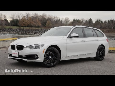 2016 BMW 328i xDrive Sports Wagon - Review