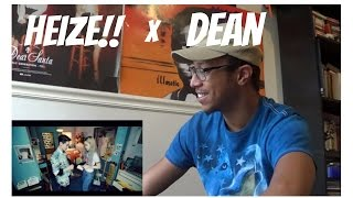 Heize 헤이즈 And July (Feat DEAN and DJ Friz) Reaction Resimi