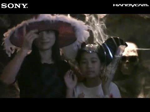 Sony X Ocean Park Halloween 2008 (01/10  07:10PM)