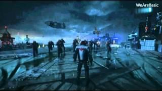 Batman: Arkham Knight Azrael