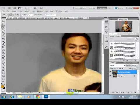 sai and anthony black and white tutorial cs5.wmv