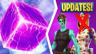 Fortnite Cube Cracking Event Date? Onesie Skin Update, Ghoul Trooper Possibly Returning, & More
