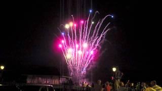 Herne Bay Festival Fireworks 2011.mov
