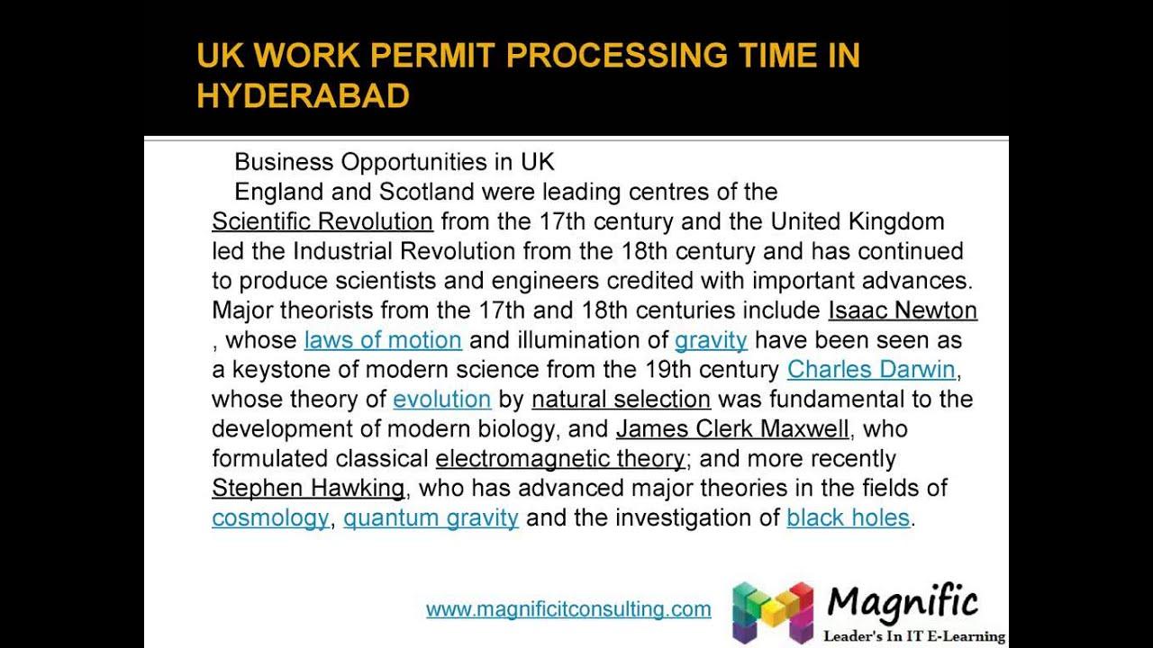 Uk work permit visa process in india youtube uk work permit visa process in india thecheapjerseys Choice Image