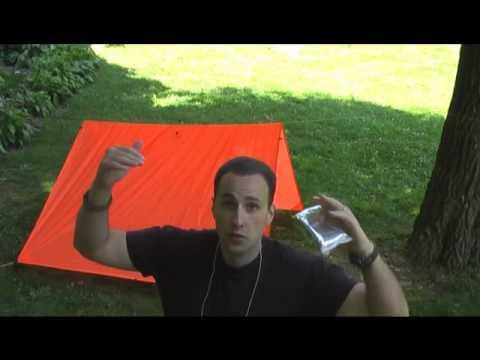 Gearpods Wilderness Survival Kit Test Part 1, Equip 2 Endure