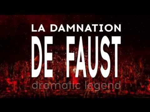 La Damnation de Faust, Astrakhan 2015  trailer