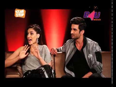 Raabta - Exclusive Interview | Sushant Singh Rajput, Kriti Sanon | B4U Star Stop