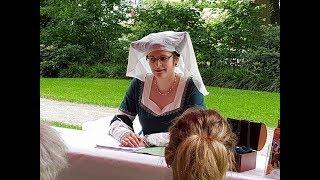 Lesung Die Gewürzhändlerin (Petra Schier) live in Koblenz 16.07.2017