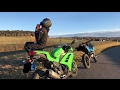 Random Video #12 Kawasaki Ninja on the street