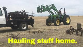 John Deere KBA Disk and corn planter