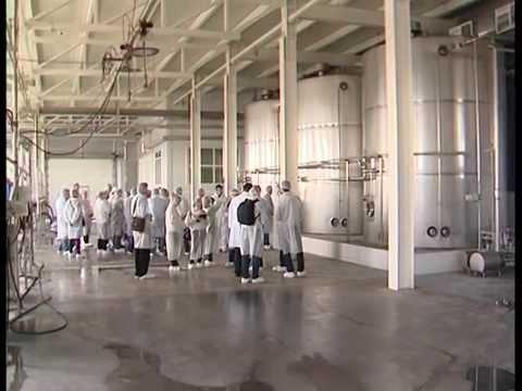 Всероссийский научно-практический семинар на молокозаводе ОАО Ядринмолоко