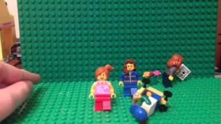 #1 как снять Лего мультик