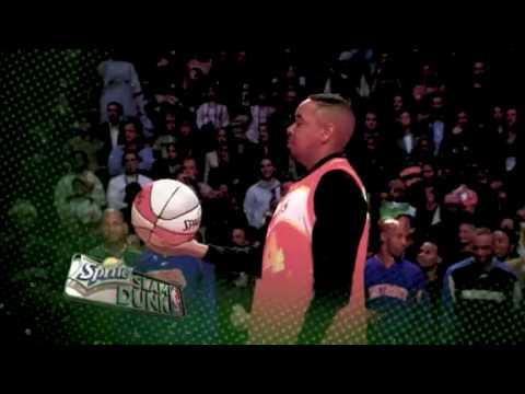 Sprite Slam Dunk Contest: Nate