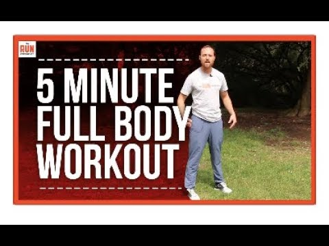 strength training workouts for runners full body workout