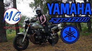 YAMAHA XJR 1200   Обзор от Motogirl