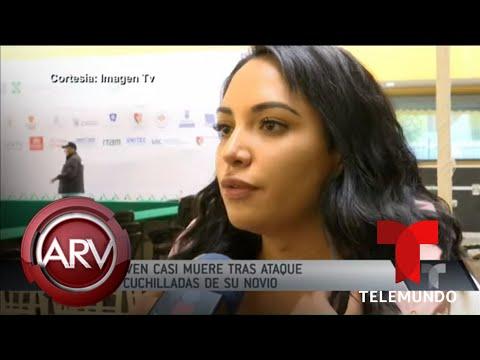 Joven casi muere al ponerle fin a su noviazgo   Al Rojo Vivo   Telemundo
