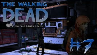 SPLIT UP AND GATHER!!! - The Walking Dead - Around Every Corner PC Walkthrough Gameplay part 7