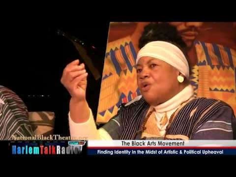 The Black Arts Movement: Finding Identity-National Black Theatre