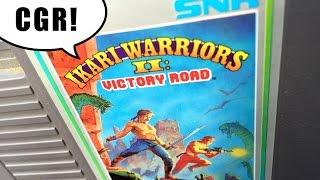 Classic Game Room - IKARI WARRIORS II: VICTORY ROAD review for NES