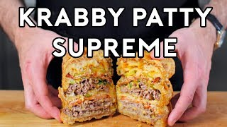 Download Binging with Babish: Krabby Supreme from Spongebob Squarepants Mp3 and Videos