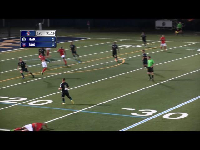BOSTON CITY FC vs HARTFORD CITY FC - 07/12/2017
